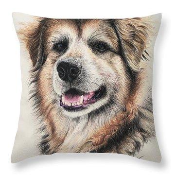 Loui Throw Pillow