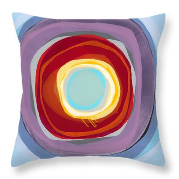 Love And Leisure Throw Pillow