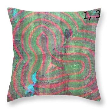 Love Canal Throw Pillow