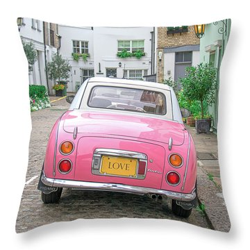 Love Throw Pillow