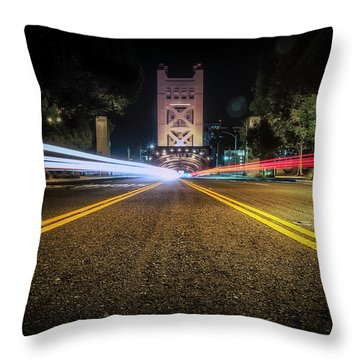 Love Is A Two Way Street Throw Pillow