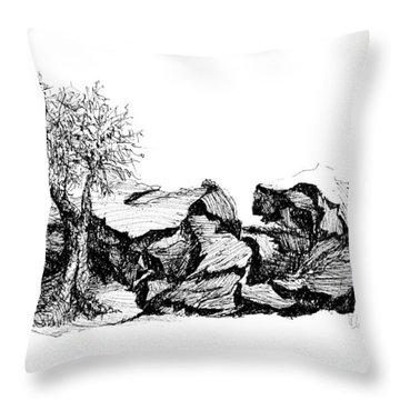 Love Nest  -  Dedicated Throw Pillow