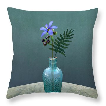Love Note Throw Pillow