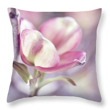 Throw Pillow featuring the photograph Love Simply by Michelle Wermuth