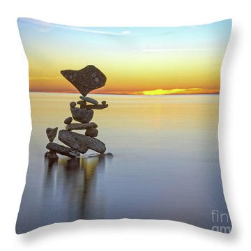 Love Touch Throw Pillow