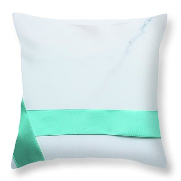 Lovely Gift IIi Throw Pillow