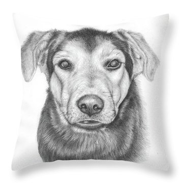 Luca Throw Pillow