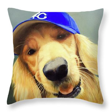 Lucygrace Throw Pillow