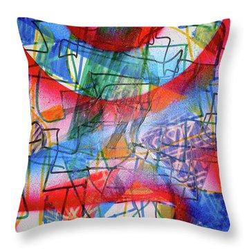 Lumi Throw Pillow