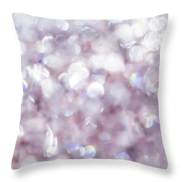 Luxe Moment I Throw Pillow