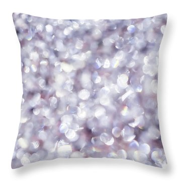 Luxe Moment II Throw Pillow