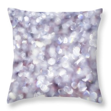 Luxe Moment IIi Throw Pillow