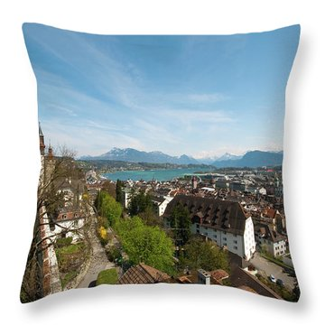 Fortified Throw Pillows