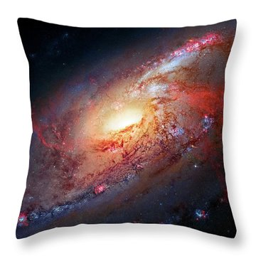 M 106 Throw Pillow