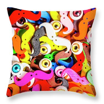 Make Your Own Hipster Throw Pillow