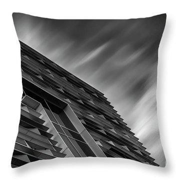 Malmo Live Swedbank Head Office Throw Pillow