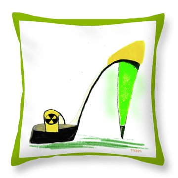 Marie Throw Pillow
