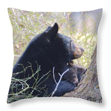 Marilyn And Monroe Iv Throw Pillow