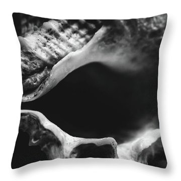 Marine Minimalism  Throw Pillow