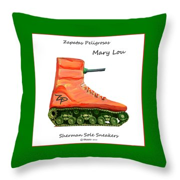 Marylou Throw Pillow