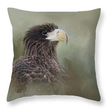 Master Of The Sea Throw Pillow