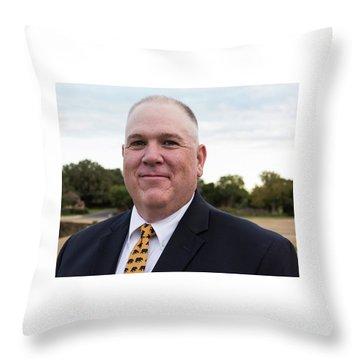 Matthew Throw Pillow
