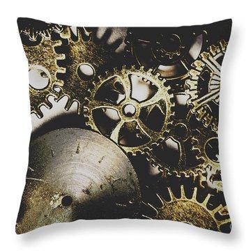 Engineer Throw Pillows