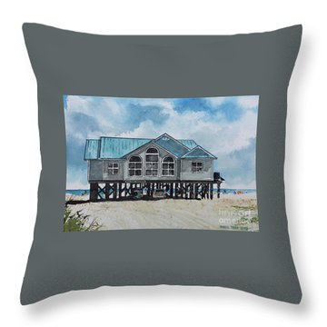Melray Haven Throw Pillow