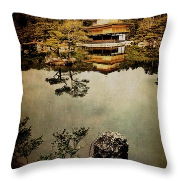 Memories Of Japan 1 Throw Pillow