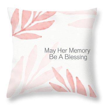 Sympathy Throw Pillows