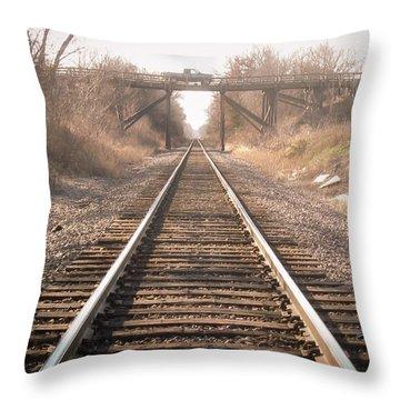 Mercer Trestle Throw Pillow