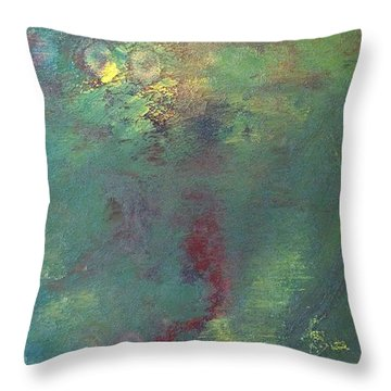 Mergers And Acquisitions Throw Pillow