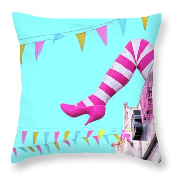 Merilyn Throw Pillow