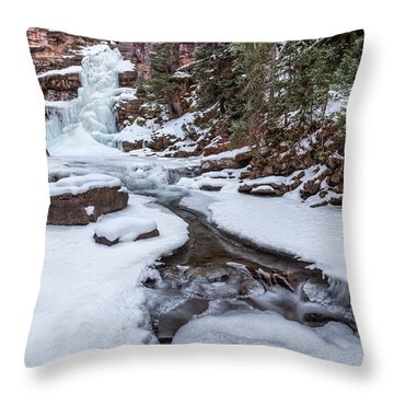 Mermaid's Tail Throw Pillow