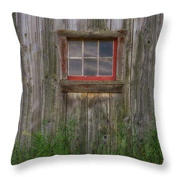 Miller Barn 4 Throw Pillow