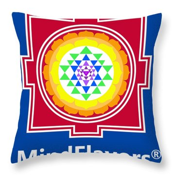 Mindflavors Medium Throw Pillow