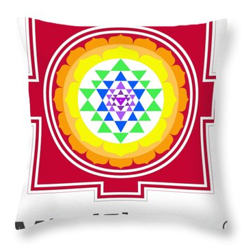 Mindflavors Original Medium Throw Pillow