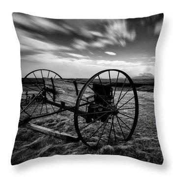 Modrudalur Throw Pillow