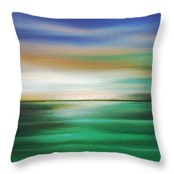 Moment Of Tangency Throw Pillow