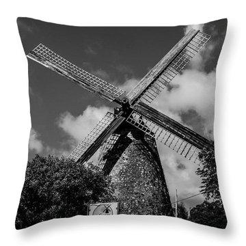 Morgan Lewis Mill 2 Throw Pillow