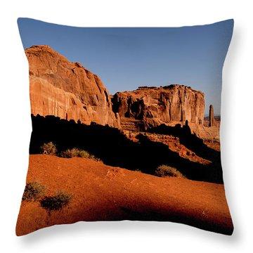 Morning Sun Throw Pillow