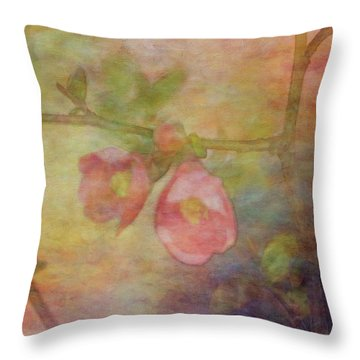 Muted Primaries 8844 Idp_2 Throw Pillow