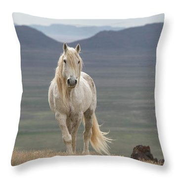 My Old Friend Throw Pillow