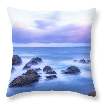 Nd Filter Long Exposure Throw Pillow