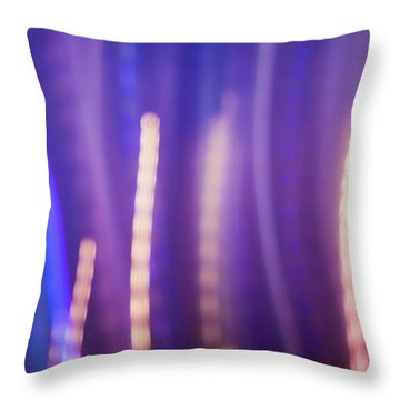 Continuance IIi Throw Pillow