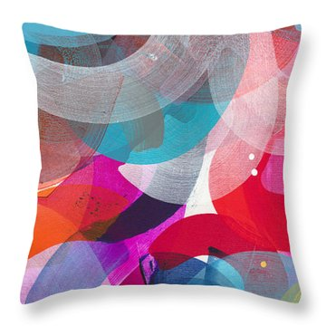 New People Throw Pillow