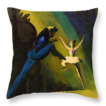 New Yorker November 3, 1951 Throw Pillow
