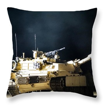No Rest For The Wicked Throw Pillow