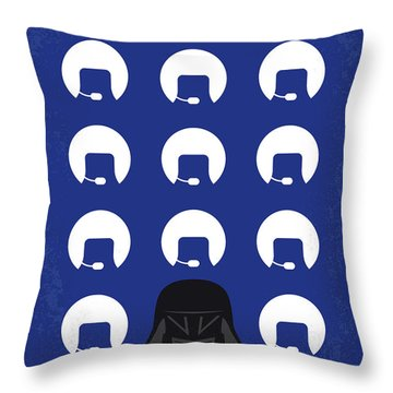 Mel Brooks Throw Pillows