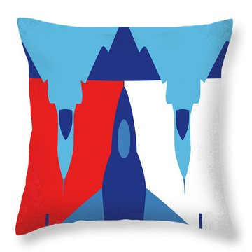 Colonel Throw Pillows